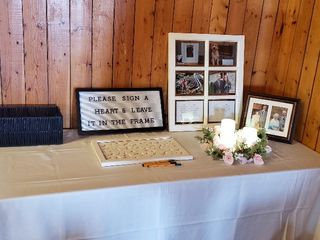 The wedding of Pauline and Glenn 2