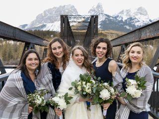 The wedding of Jazmine and Preston 2