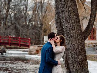 The wedding of Carmel and Bryan 1