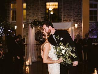 The wedding of Carmel and Bryan