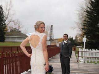 The wedding of Dana and Adam