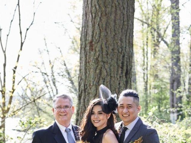 Christian  and Rula 's wedding in Burnaby, British Columbia 1