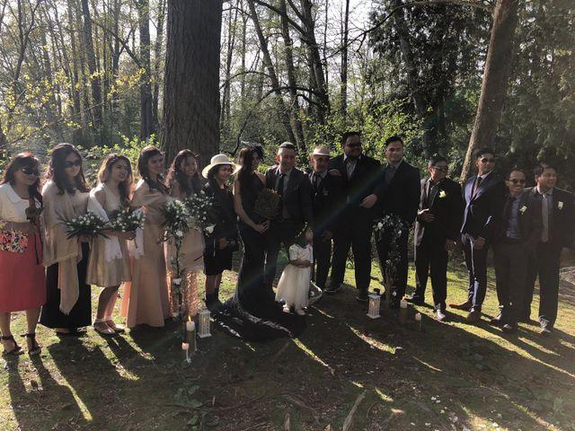 Christian  and Rula 's wedding in Burnaby, British Columbia 3