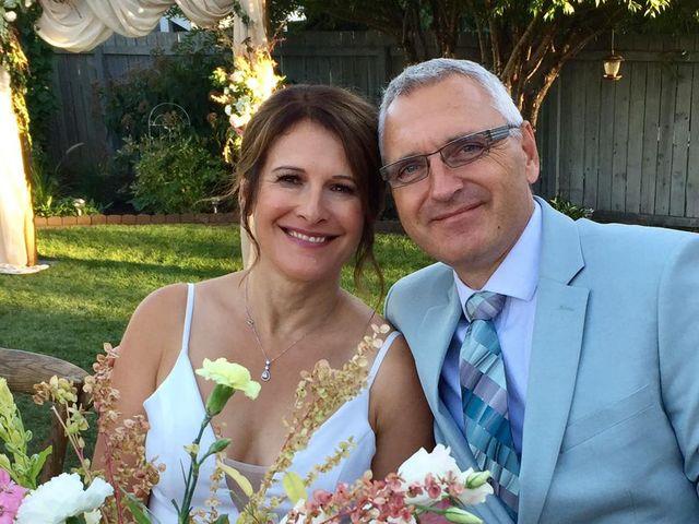 The wedding of Hélène  and Eugene