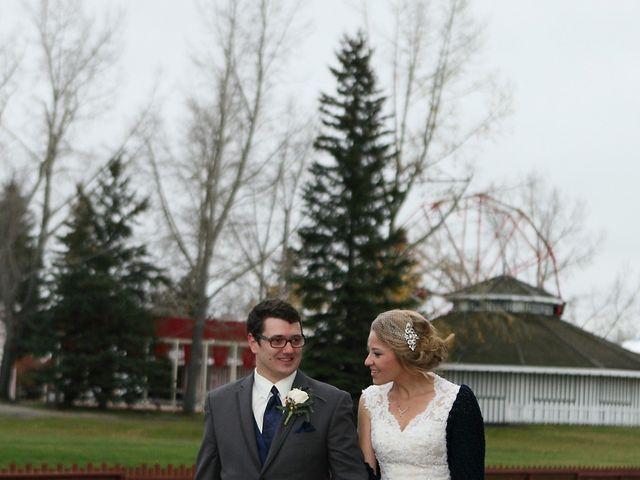 Adam and Dana's wedding in Calgary, Alberta 7