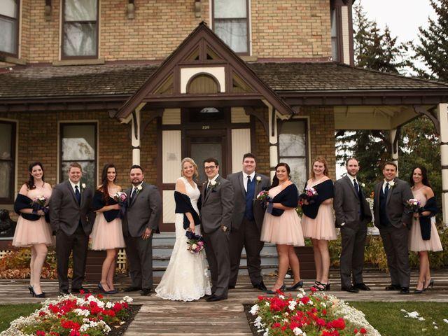 Adam and Dana's wedding in Calgary, Alberta 11
