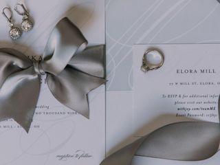 The wedding of Eric and Monika 1