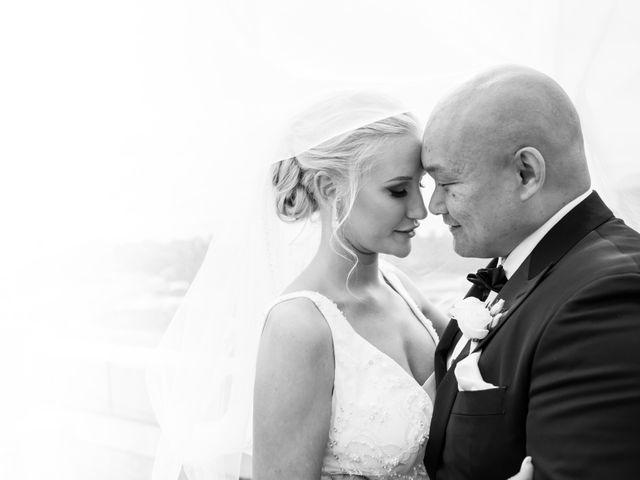 The wedding of Eric and Monika