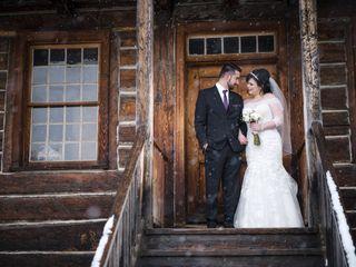 The wedding of Nicole and Patrick
