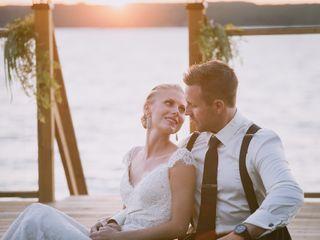 The wedding of Jenna and Jesse