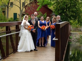 The wedding of Tammy and Tom 2