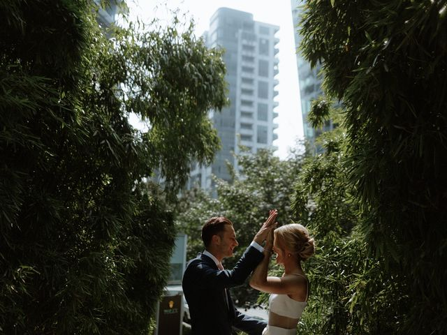 Rasmus and Hayley's wedding in Burnaby, British Columbia 6