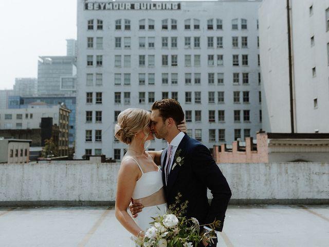 Rasmus and Hayley's wedding in Burnaby, British Columbia 13