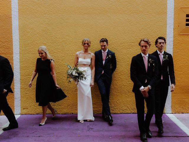 Rasmus and Hayley's wedding in Burnaby, British Columbia 16