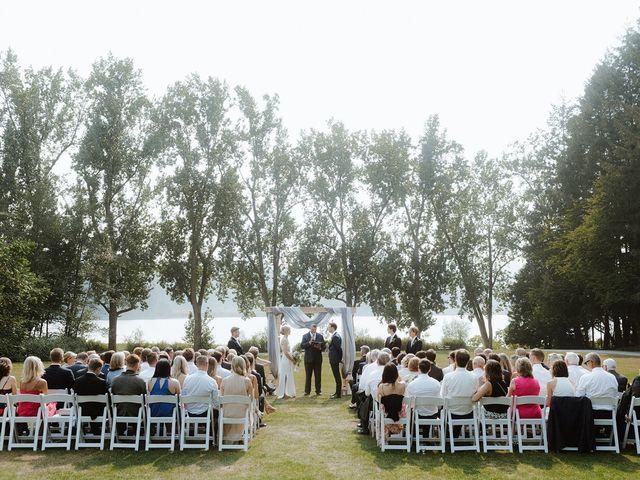 Rasmus and Hayley's wedding in Burnaby, British Columbia 2