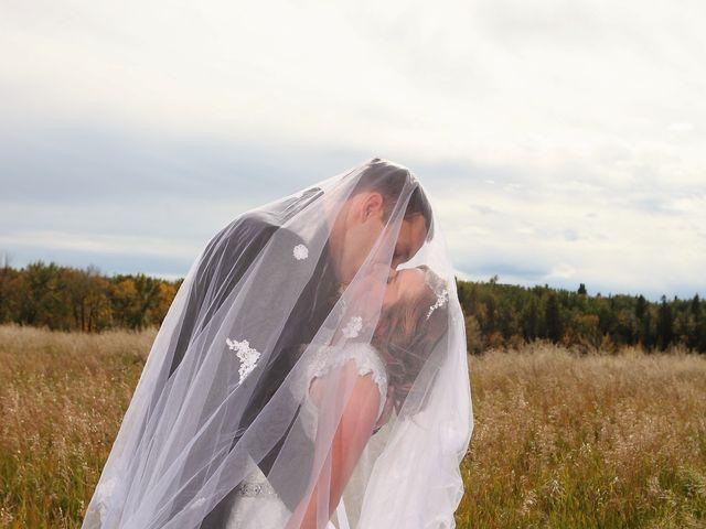 William and Shanea's wedding in Calgary, Alberta 15