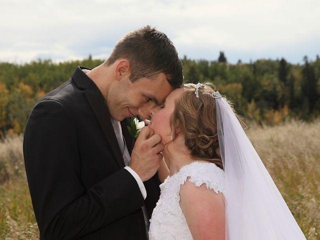 William and Shanea's wedding in Calgary, Alberta 16