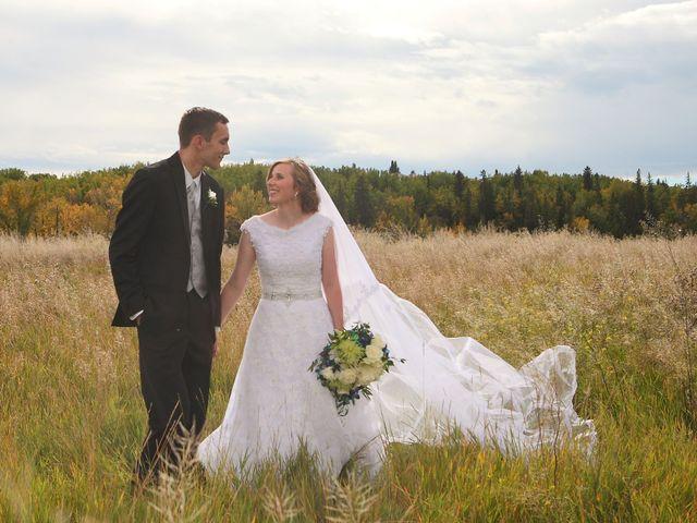 William and Shanea's wedding in Calgary, Alberta 17