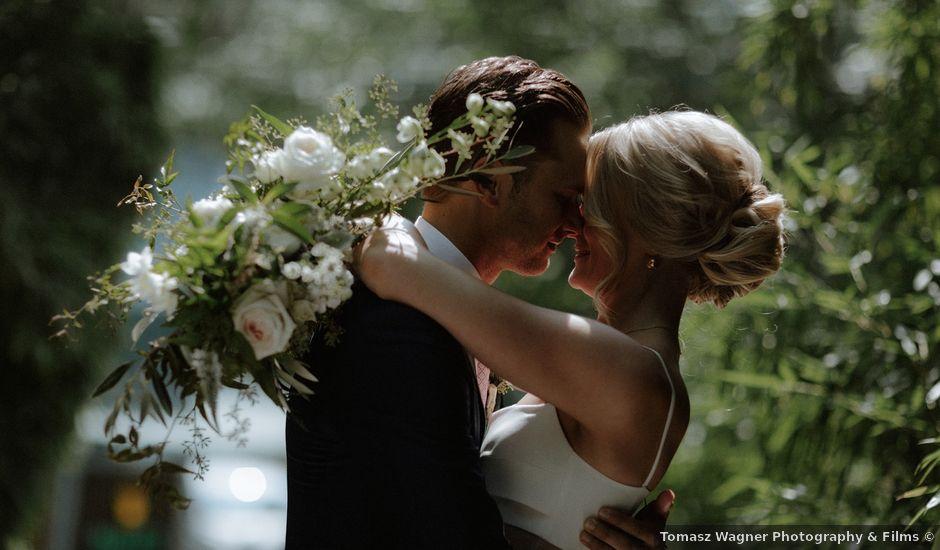 Rasmus and Hayley's wedding in Burnaby, British Columbia