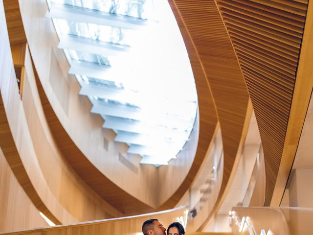 Eric and Natalia's wedding in Calgary, Alberta 7