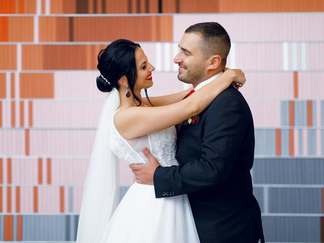 Eric and Natalia's wedding in Calgary, Alberta 13