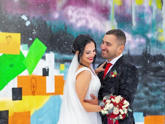 Eric and Natalia's wedding in Calgary, Alberta 17