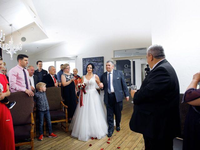 Eric and Natalia's wedding in Calgary, Alberta 19