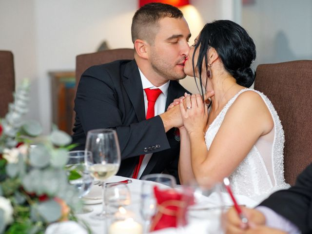 Eric and Natalia's wedding in Calgary, Alberta 30