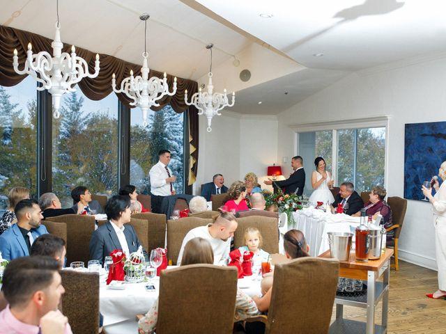 Eric and Natalia's wedding in Calgary, Alberta 32