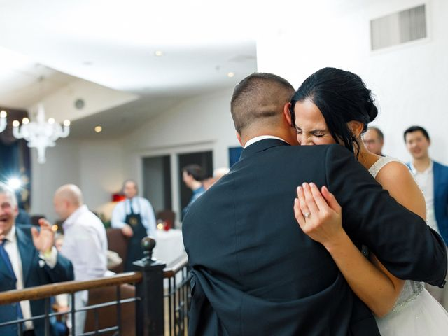 Eric and Natalia's wedding in Calgary, Alberta 39