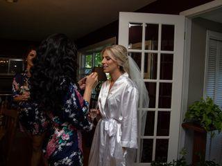 The wedding of Sarah and Rob 1