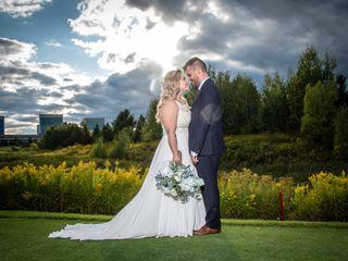 The wedding of Matt and Emily