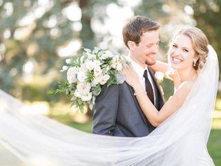 The wedding of Nicole and Max