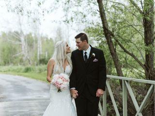 The wedding of Natasha and Ryan
