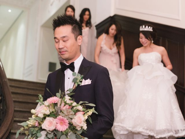 Kelvin and Phiphy's wedding in Vancouver, British Columbia 2