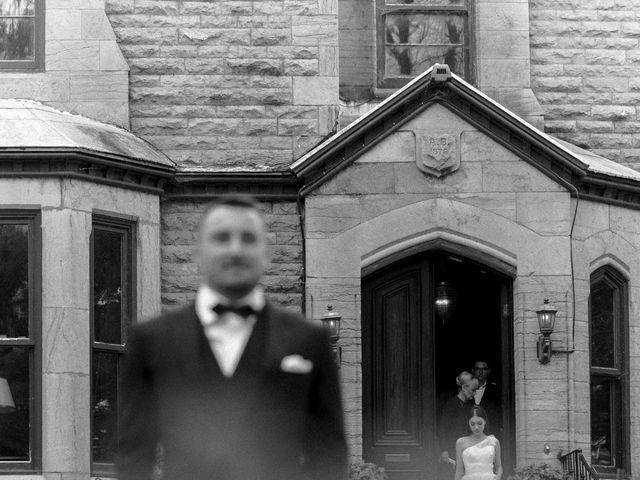 Daniel and Sophie's wedding in Dorval, Quebec 1