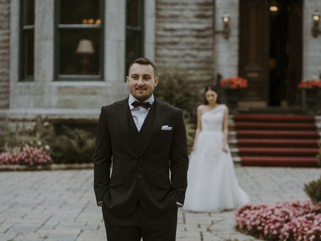 Daniel and Sophie's wedding in Dorval, Quebec 16