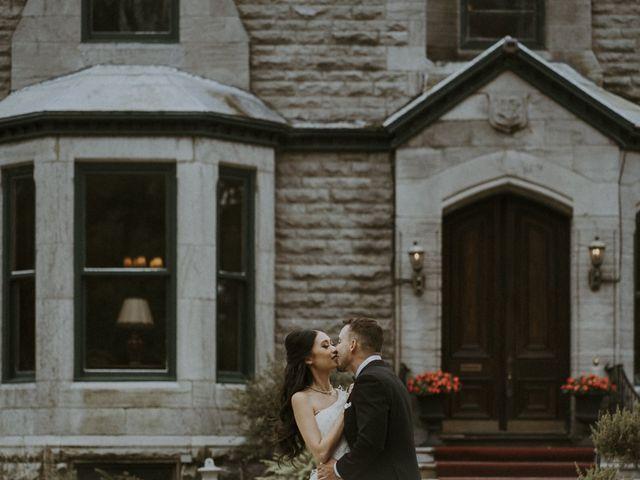 Daniel and Sophie's wedding in Dorval, Quebec 19