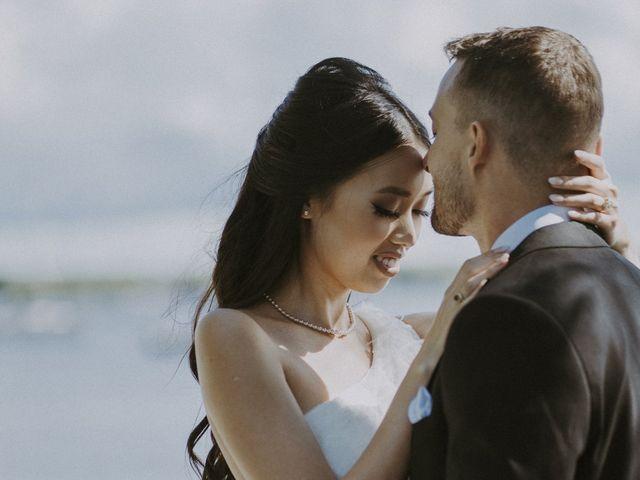 Daniel and Sophie's wedding in Dorval, Quebec 36