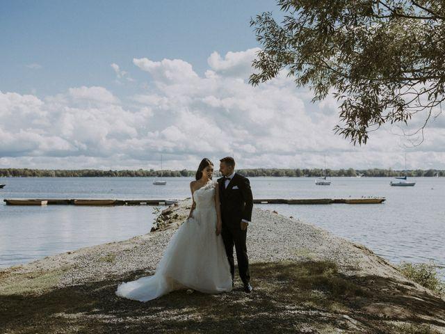 Daniel and Sophie's wedding in Dorval, Quebec 40