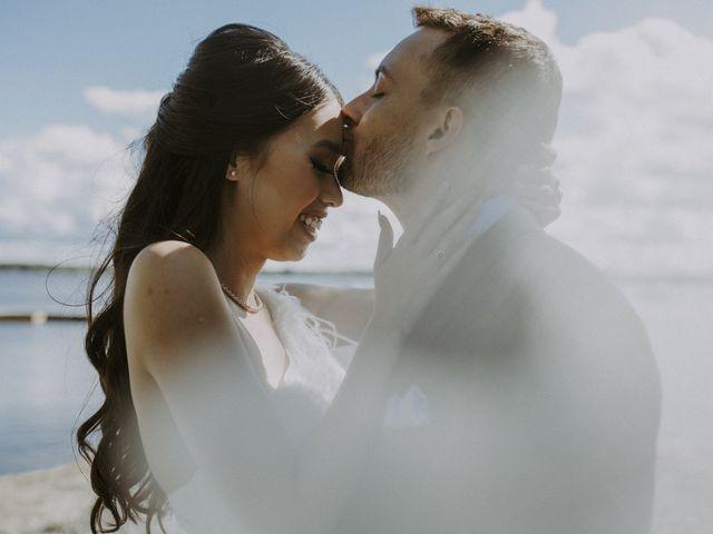 Daniel and Sophie's wedding in Dorval, Quebec 41