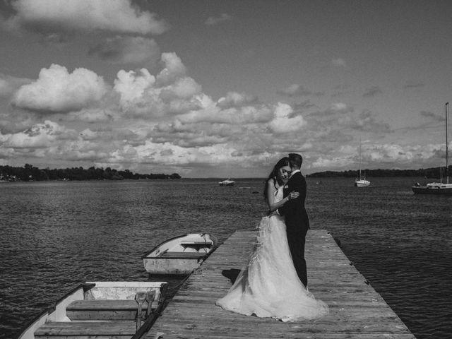 Daniel and Sophie's wedding in Dorval, Quebec 45