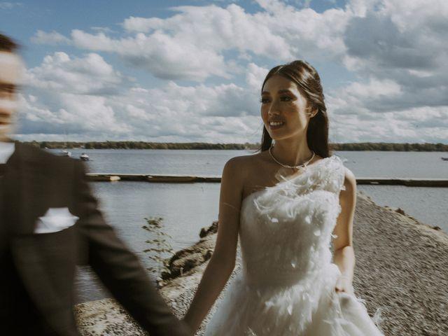 Daniel and Sophie's wedding in Dorval, Quebec 50