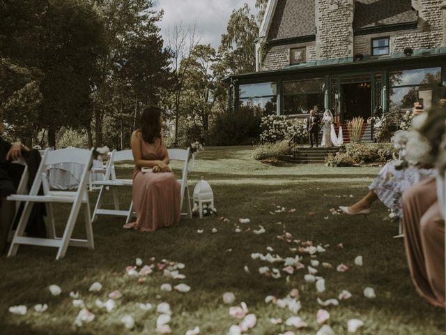 Daniel and Sophie's wedding in Dorval, Quebec 64