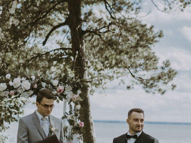 Daniel and Sophie's wedding in Dorval, Quebec 67