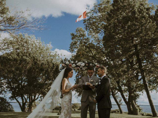 Daniel and Sophie's wedding in Dorval, Quebec 68