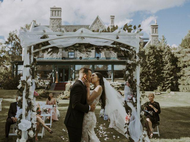 Daniel and Sophie's wedding in Dorval, Quebec 69