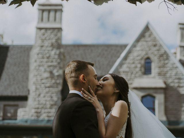 Daniel and Sophie's wedding in Dorval, Quebec 70