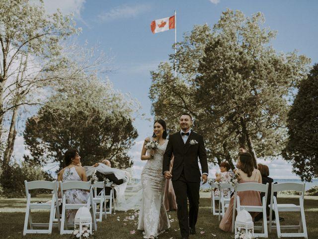 Daniel and Sophie's wedding in Dorval, Quebec 72