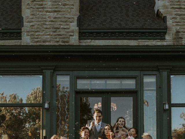 Daniel and Sophie's wedding in Dorval, Quebec 80